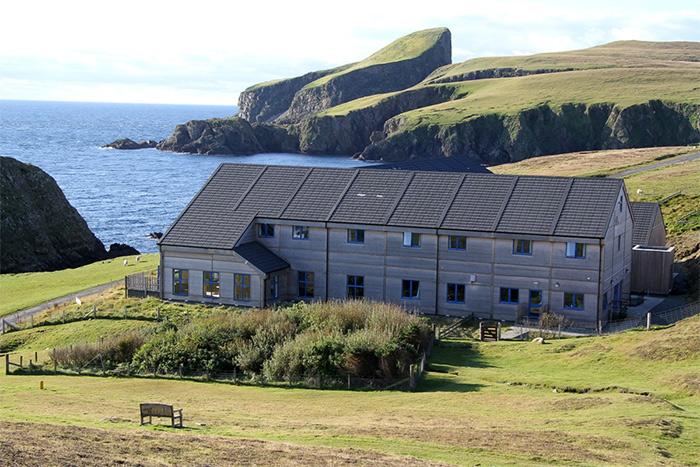Finders-in-the-field: Siberian Rubythroat, Fair Isle, Shetland ...
